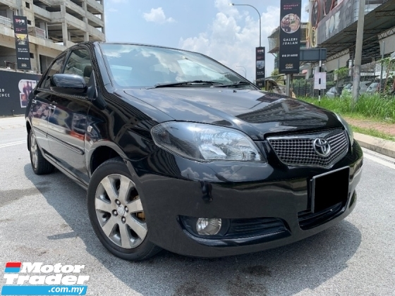 2007 TOYOTA VIOS 1.5 G FACELIFT ONE OWNER TIP-TOP CONDITION