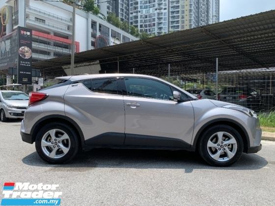 2018 TOYOTA C-HR 1.8 (A) Full Service Record Nice Number Plate