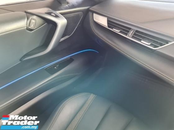 2018 BMW I8 1.5 EDRIVE PLUG IN HYBRID PROTONIC EDITION FROZEN BLACK INC SST UNREG NO PROCESSING FEE NO HIDDEN FE
