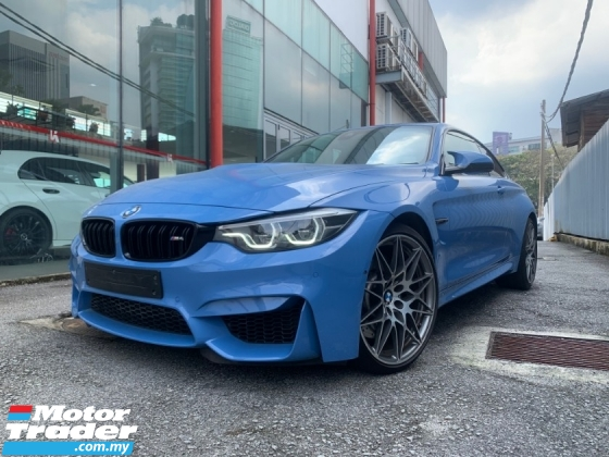 2018 BMW M4 COMPETITION PACKAGE SUNROOF NEW
