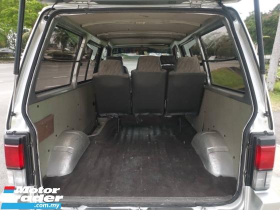 2005 NISSAN VANETTE 1.5 Window Van (M) - Tip Top Condition
