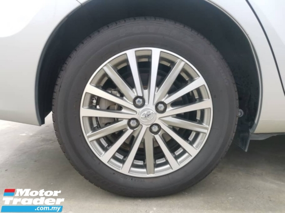 2017 TOYOTA VIOS 1.5 G Facelift (A) - 7 Speed