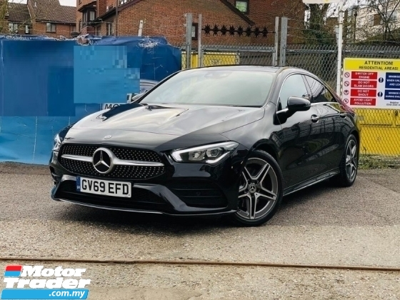 2020 MERCEDES-BENZ CLA 200 AMG line Perfect Condition