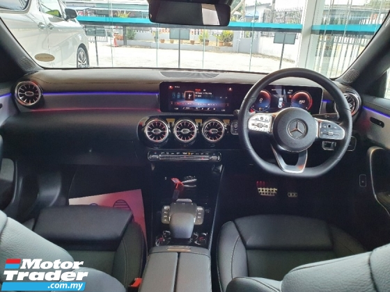 2020 MERCEDES-BENZ CLA 200 AMG Sport line Perfect Condition