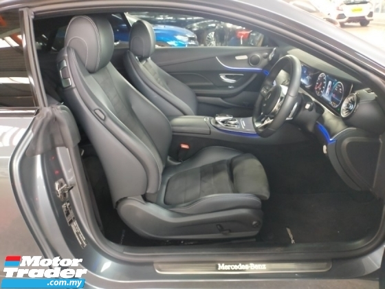 2019 MERCEDES-BENZ E-CLASS E300 Coupe AMG line