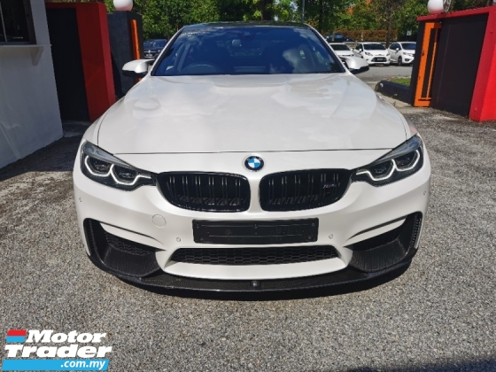 2017 BMW M4 Competition Package Full Spec