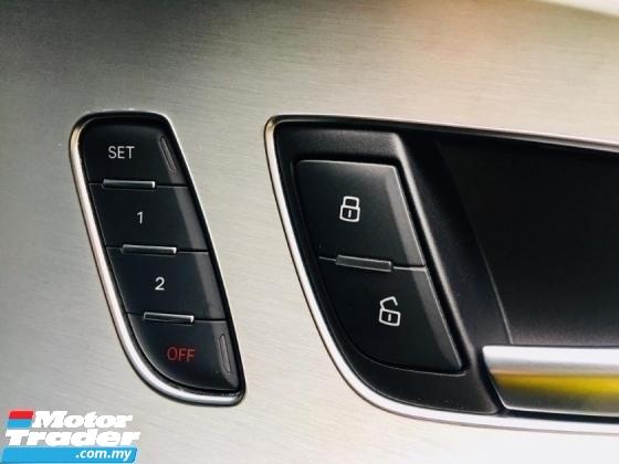 2011 AUDI A7 3.0 TFSI QUATTRO S-LINE (A) MIL 82k