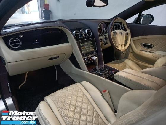 2018 BENTLEY CONTINENTAL GT SPEED 4.0 V8S UNREG GRADE 5 STAR CONDITION