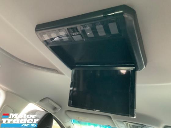2016 TOYOTA VELLFIRE 2.5 ZG Surround camera power boot 3 years warranty Unregistered