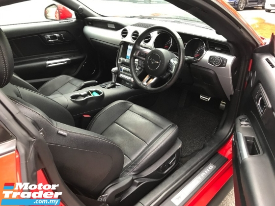 2018 FORD MUSTANG 2.3 ECOBOOST UK NEW UNREG