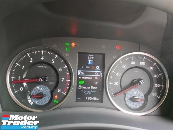 2016 TOYOTA VELLFIRE 2.5 ZG Pilot Seat 2 PDoor Power Boot Unregister