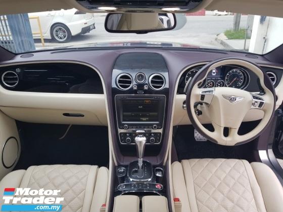2018 BENTLEY CONTINENTAL GT V8S Unregister Purple Unit