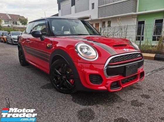 2016 MINI Cooper S 2.0 JCW UNREGISTERED 5 YEARS WARRANTY JAPAN SPEC