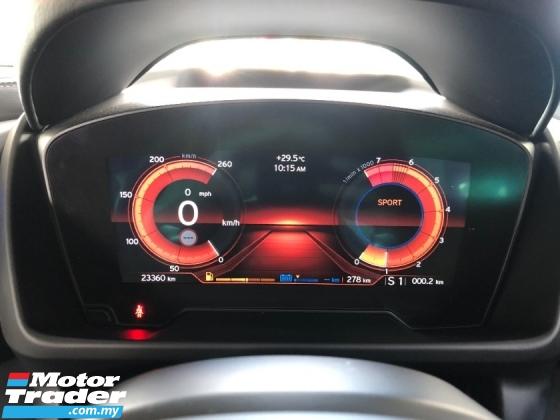 2018 BMW I8 Protonic Frozen Black Special Edition 1.5 Turbo 362hp Fully Loaded 360 Camera Harman Kardon HUD