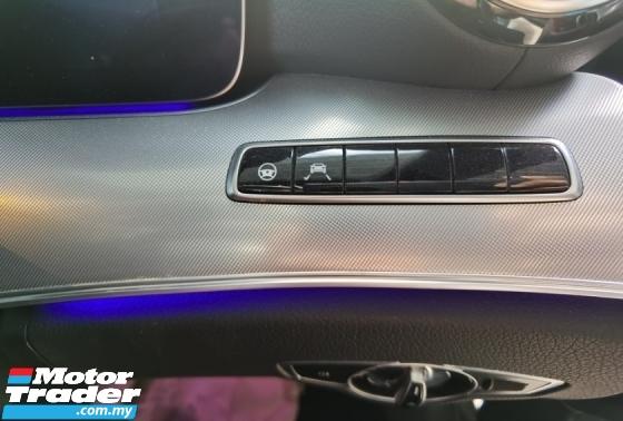 2017 MERCEDES-BENZ E-CLASS E300 COUPE AMG FULL MULTIBEAM HEADLAMP FULL DIGITAL METER PANORAMIC ROOF BURMESTER SOUND SYSTEM 2017