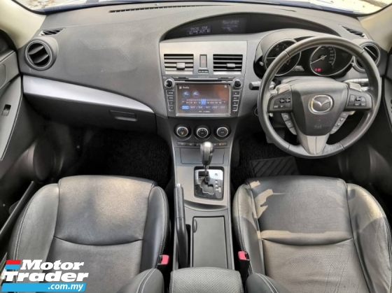 2013 MAZDA 3 SPORT 2.0 HB (A) CONDITION LIKENEW 1OWNER