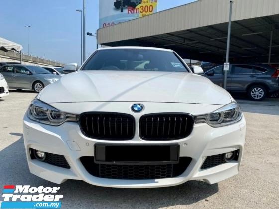 2018 BMW 3 SERIES 330e 2.0 M SPORT CKD, UNDER WARRANTY, MILEAGE 20K