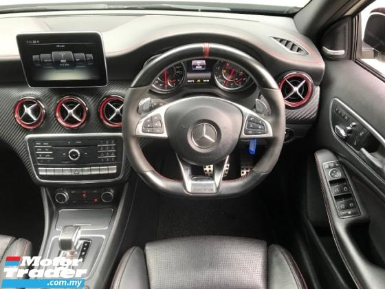 2016 MERCEDES-BENZ A45 2.0 AMG SPORT EXHAUST HIGH SPEC UK NEW UNREG