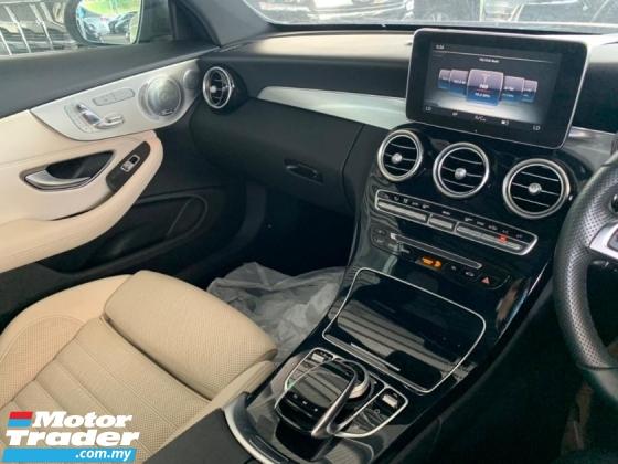 2017 MERCEDES-BENZ C-CLASS C300 2.0 AMG Coupe Premium Plus Burmester 360 Cam
