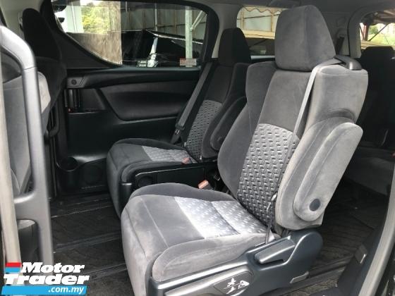 2016 TOYOTA VELLFIRE 2.5 ZA Full Set Alpine Player 7 Seat Power Boot 2 Power Doors 360 Surround Camera 9 Air Bag Unreg
