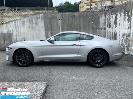 2019 FORD MUSTANG ECOBOOST 2.3 Turbo Facelift