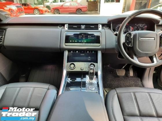 2019 LAND ROVER RANGE ROVER SPORT V6 HSE SPORT Unregister