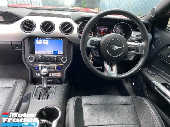 2016 FORD MUSTANG 2.3 FAST BACK