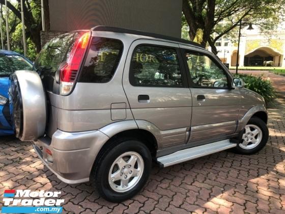 2004 PERODUA KEMBARA 1.3 CT Elegance EZS (A) DVVT 4WD