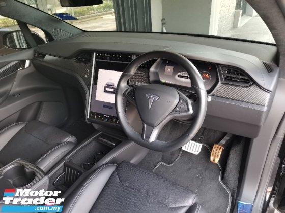 2018 TESLA MODEL X Fully Electronic Car* 100%-Genuine Mileage P85D P90D