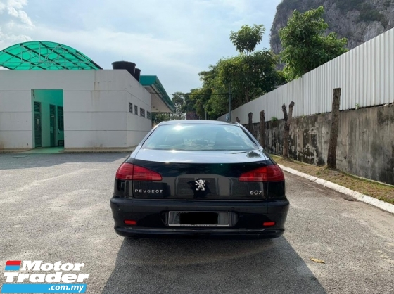 2003 PEUGEOT 607  2.9 (A) 508 Limited Edition