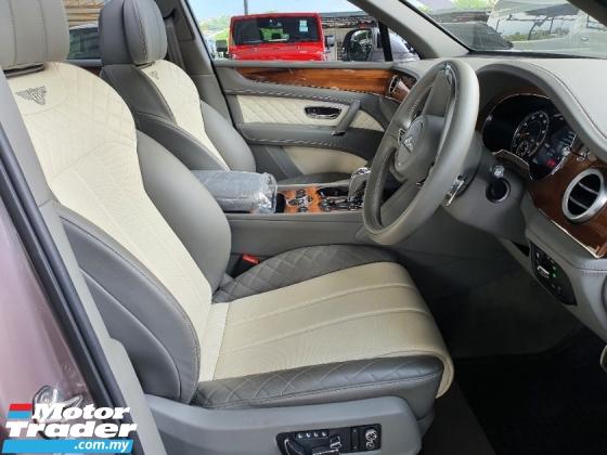 2018 BENTLEY BENTAYGA 4.0 V8 (A) Unreg *Driven 11K Mil* Urus Q8 Cayenne