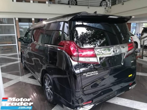 2015 TOYOTA ALPHARD 3.5 EXECUTIVE LOUNGE FACELIFT