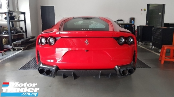 2018 FERRARI OTHER 812 SUPERFAST