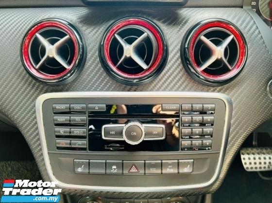 2014 MERCEDES-BENZ A45 AMG EDITION 1 (CBU) 2.0 (A)