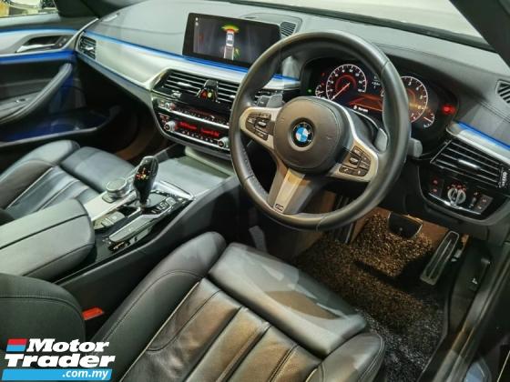 2018 BMW 5 SERIES 530I M-SPORT 2.0 UNREG