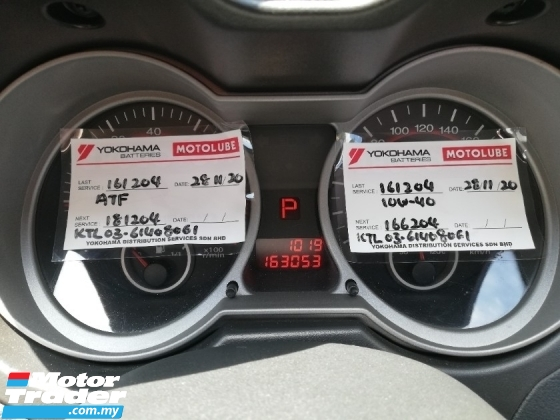 2009 PROTON PERSONA 1.6 SE (A) LEATHER SEAT TIP-TOP