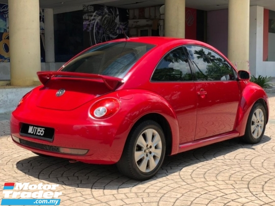 2010 VOLKSWAGEN BEETLE 1.6 (A) TIP-TOP CONDITION