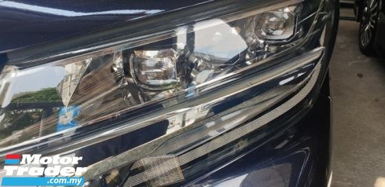 2018 TOYOTA ALPHARD 2.5 SC 3LED JBL MODELLISTA KIT NO HIDDEN COST