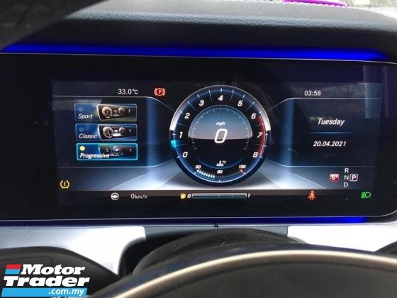 2017 MERCEDES-BENZ E-CLASS Unreg Mercedes Benz E300 2.0 Turbo AMG Sport Coupe Panaromic Roof Led Light Push Start Paddle Shift