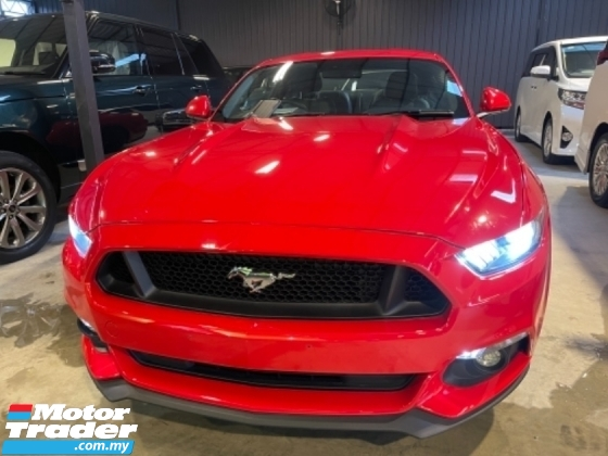 2016 FORD MUSTANG 2.3 ECOBOOST FAST BACK
