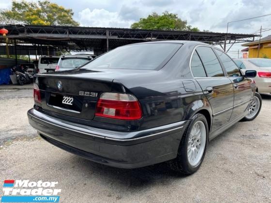 1997 BMW 5 SERIES 523I