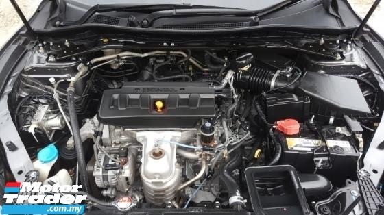 2015 HONDA ACCORD 2.0 VTi-L Push Start Full Leather Seat