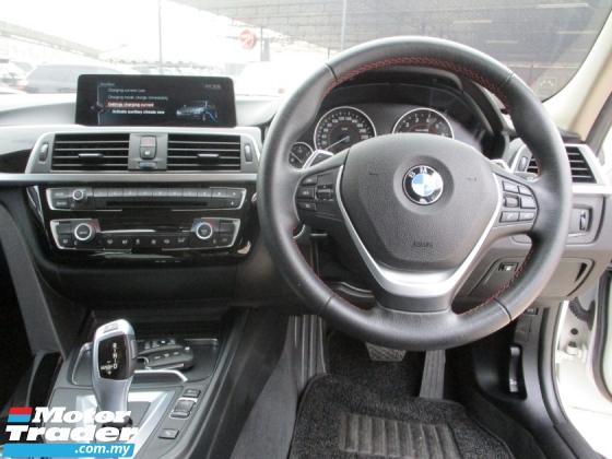 2017 BMW 3 SERIES 330E Sport (A) FullServices Record UnderWarranty