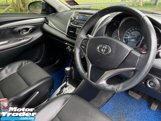 2016 TOYOTA VIOS 1.5 G (A) 1 Lady Owner Only Full Service Record