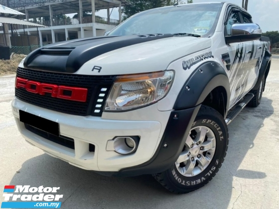 2015 FORD RANGER XLT HIGH RIDER (A)PERFECT CONDITION ORIGINAL PAINT