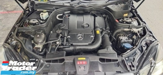 2012 MERCEDES-BENZ E-CLASS E250 CGI AMG (FREE 2 YEARS CAR WARRANTY) REG 2016