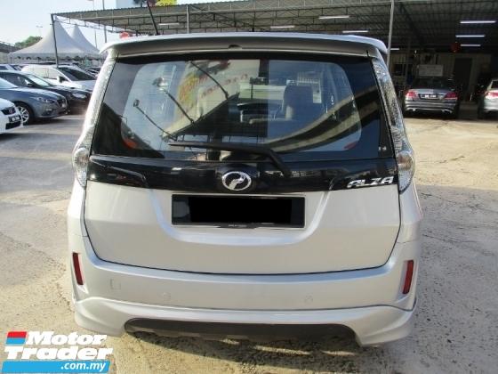 2017 PERODUA ALZA 1.5 Facelift (A) Full BOdykits