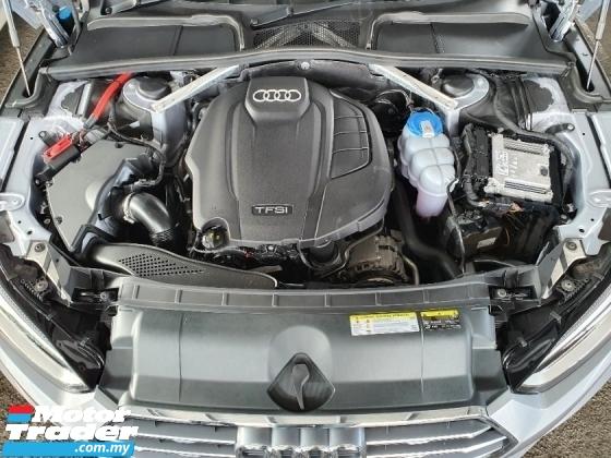2018 AUDI A5 2.0 SPORTBACK TFSI Unreg *Driven 8K Mil* S-Line