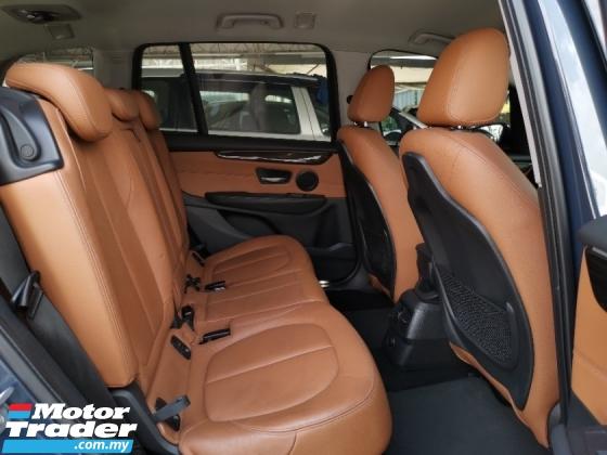 2015 BMW 2 SERIES BMW 220i GT MPV FULL SERVICE RECORD