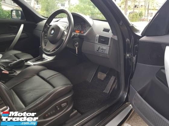 2004 BMW X3  3.0 M SPORT